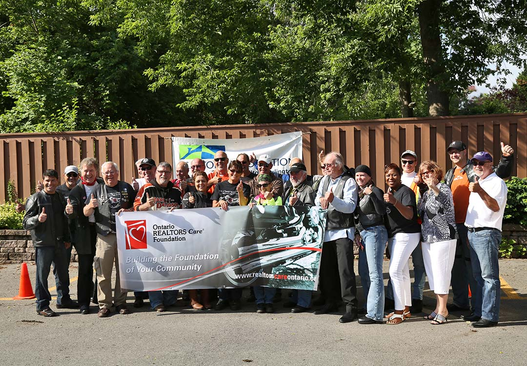 RAHB Motorcycle Ride for Charity