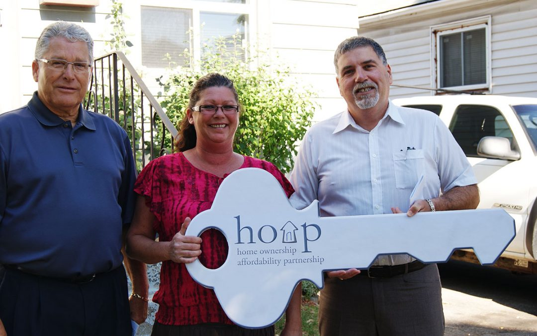 Home Ownership Affordability Program (HOAP) Assists Eleventh Family in 2012