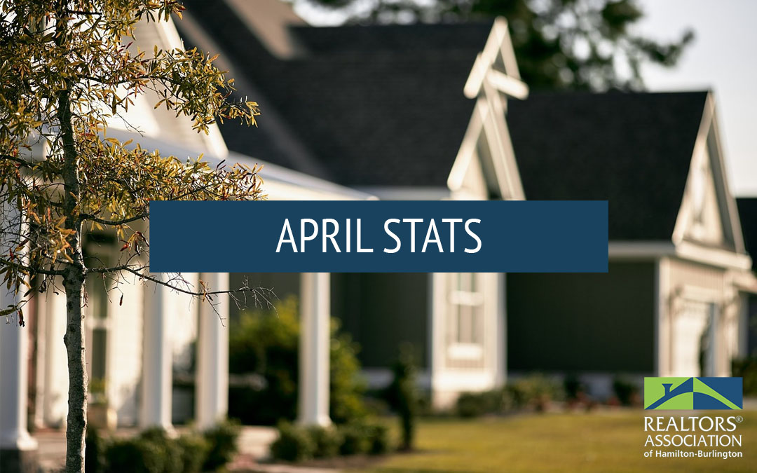 COVID-19 AFFECTS RAHB MARKET AREA IN APRIL AND REALTORS® WORK VIRTUALLY TO SLOW THE SPREAD