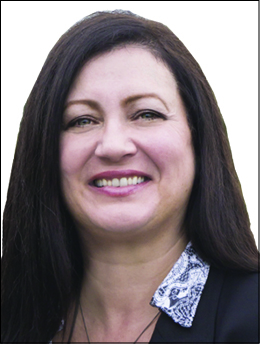 Kathy Della-Nebbia is RAHB's President for 2020